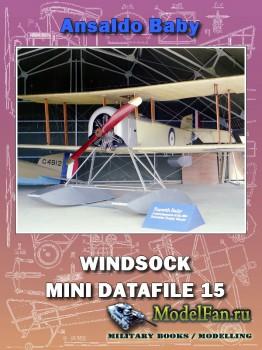 Windsock - Mini Datafile 15 - Ansaldo Baby