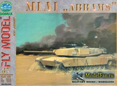 "Fly Model 037 - M1A1 ""Abrams"""