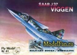 Fly Model 041 - SAAB J37 Viggen