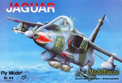 Fly Model 044 - Sepacat Jaguar