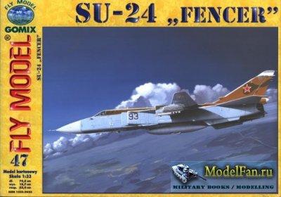 Fly Model 047 - Su-24