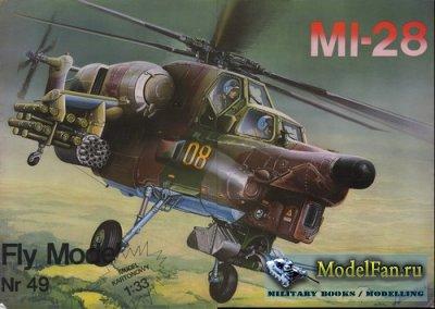 Fly Model 049 - Mi-28 Havoc