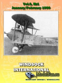 Windsock International Vol.6, №1 January/February 1990 - Lloyd C.V. - Artic ...