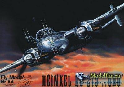 Fly Model 054 - Heinkel He 219