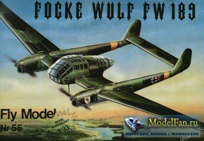 Fly Model 055 - Focke Wulf FW 189