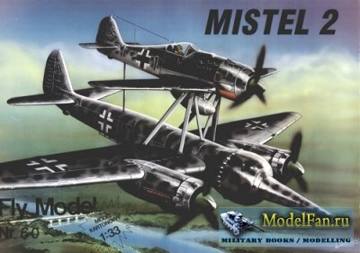Fly Model 060 - Junkers Ju-88, Mistel 2