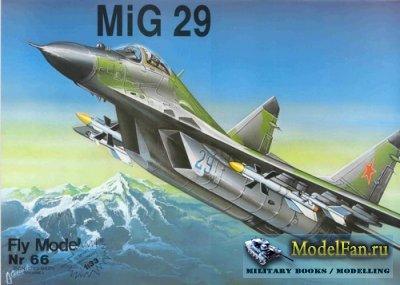 Fly Model 066 - Mig 29