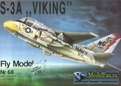 Fly Model 068 - S-3A