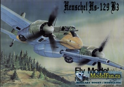 Fly Model 074 - Henschel Hs-129 B3
