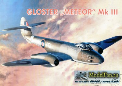 Fly Model 087 - Gloster