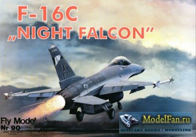 Fly Model 090 - F-16C