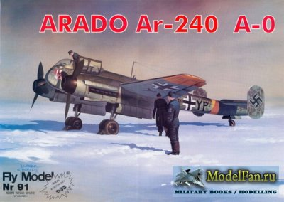 Fly Model 091 - Arado Ar-240 A-0
