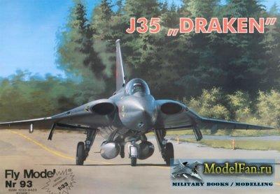 Fly Model 093 - J35