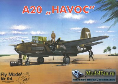 "Fly Model 094 - A20 ""Havoc"""
