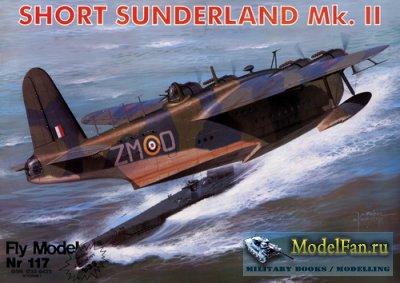 Fly Model 117 - Short Sunderland Mk.II