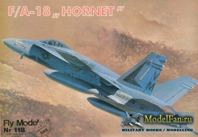 Fly Model 118 - F/A-18