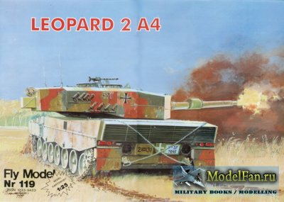 Fly Model 119 - Leopard 2 A4