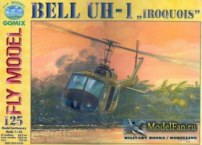 Fly Model 125 - Bell UH-1B