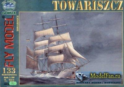 Fly Model 133 - Sailing Ship Tovarisch