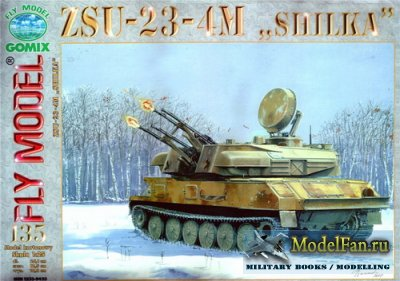 Fly Model 135 - ZSU-23-4M Shilka