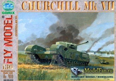 Fly Model 136 - Churchill Mk VII