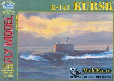 Fly Model 142 - K-141 Kursk