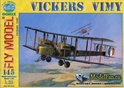 Fly Model 145 - Vickers Vimy