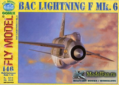 Fly Model 146 - BAC Lightning F Mk.6