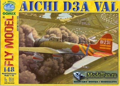 Fly Model 148 - Aichi D3A Val