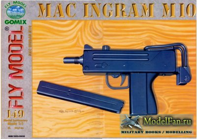 Fly Model 149 - Mac Ingram M10