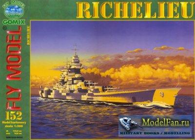 Fly Model 152 - Richelieu