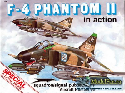 Squadron Signal (Aircraft In Action) 1065 - F-4 Phantom II (Special)
