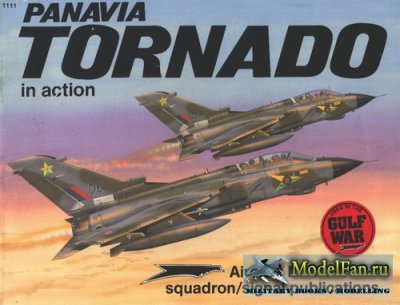 Squadron Signal (Aircraft In Action) 1111 - Panavia Tornado