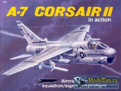 Squadron Signal (Aircraft In Action) 1120 - A-7 Corsair II