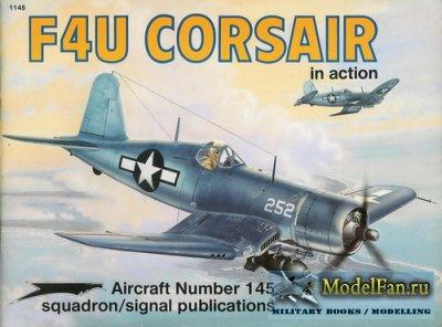 Squadron Signal (Aircraft In Action) 1145 - F4U Corsair