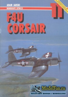 AJ-Press. Monografie Lotnicze 11 - F4U Corsair