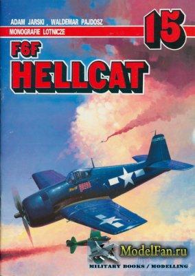 AJ-Press. Monografie Lotnicze 15 - F6F Hellcat