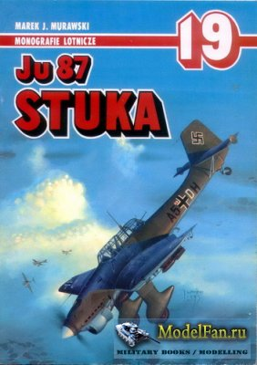 AJ-Press. Monografie Lotnicze 19 - Ju 87 Stuka