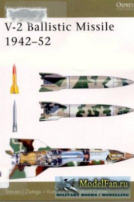 Osprey New Vanguard 82 - V-2 Ballistic Missile 1942-1952