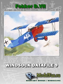 Windsock - Datafile 9 - Fokker D.VII