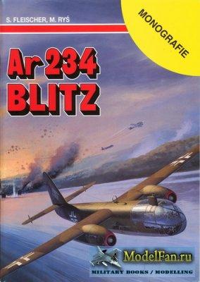 AJ-Press. Monografie Lotnicze 32 - Ar 234 Blitz
