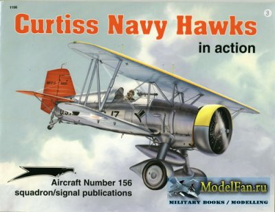 Squadron Signal (Aircraft In Action) 1156 - Curtiss Navy Hawks