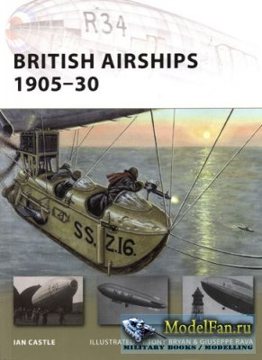 British Airships 1905-1930 (Ian Castle)