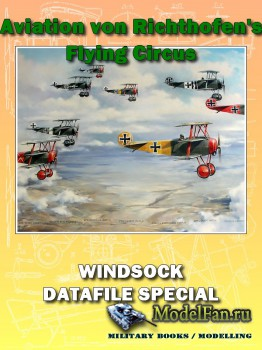 Windsock - Datafile Special - Aviation von Richthofen's Flying Circus
