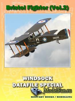 Windsock - Datafile Special - Bristol Fighter (Vol.2)