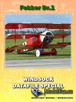 Windsock - Datafile Special - Fokker Dr.1