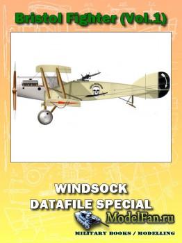Windsock - Datafile Special - Bristol Fighter (Vol.1)
