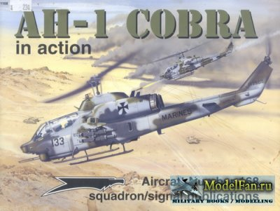 Squadron Signal (Aircraft In Action) 1168 - AH-1 Cobra