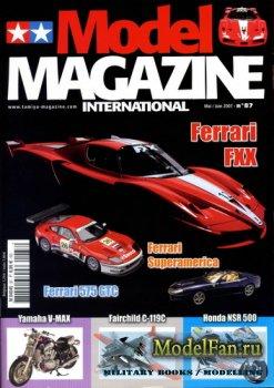 Tamiya Model Magazine International №87 (Mai/Juin 2007)