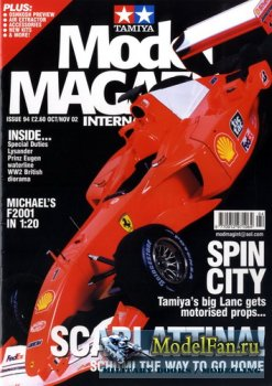 Tamiya Model Magazine International №94 (Oct/Nov 2002)